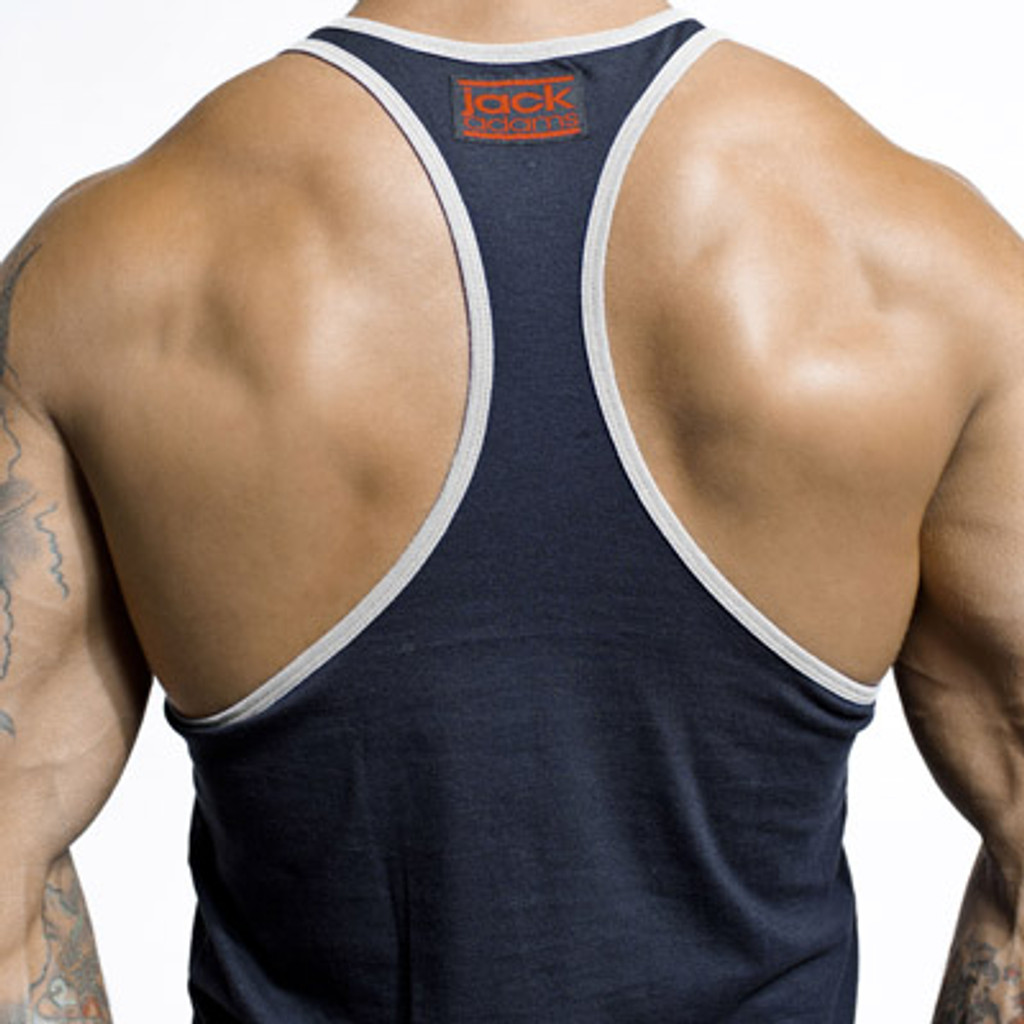 Metro Tank Top - Rear view