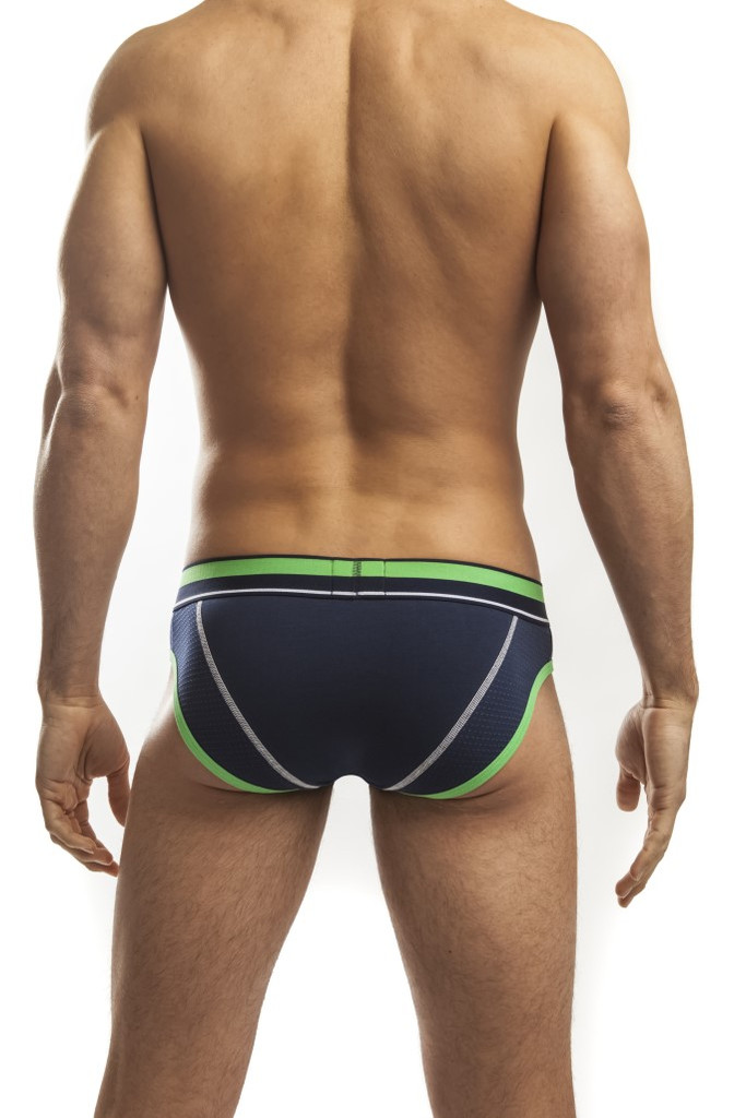 Jack Adams Kenetic Punch Hole Brief