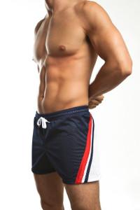 Jack Adams Relay Air Mesh Gym Short