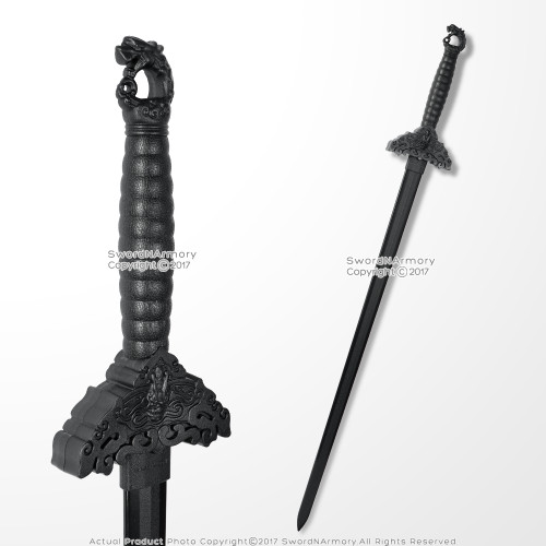Chinese Kung Fu Tai Chi Jian Polypropylene Wu Shu Martial Arts Sword