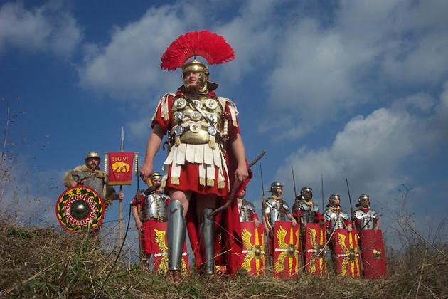 Just How Battle Clever Was The Ancient Roman Army?