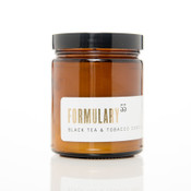 Botanical Apothecary Candle - Black Tea and Tobacco