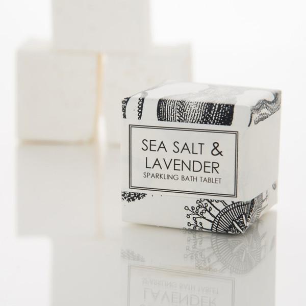 Sea Salt and Lavender Bath Fizzy