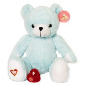 HeartBeat Blue Bear