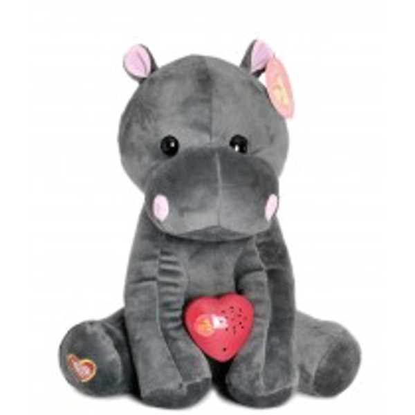 """""""HERITAGE COLLECTION"""" HeartBeat Hippo (full size)"""