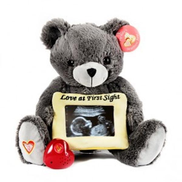 Gray LOVE Bear   *SPECIAL ORDER*