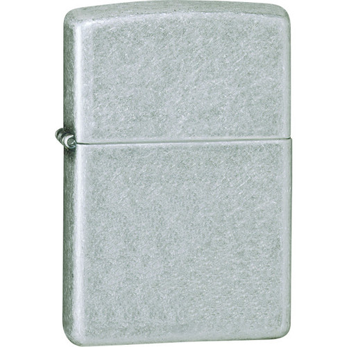 Zippo® Antique Silver Plate™ Lighter