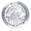 Personalized Baby Animals Decorative Plate