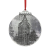 Toronto Flat Iron Souvenir Christmas Ornament