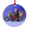 Santa's Joyride Luminosity Ornament