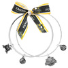 Pittsburgh Penguins 50th Anniversary Double Charm Bangle