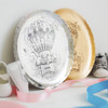 Personalized Baby Hot Air Balloon Plate