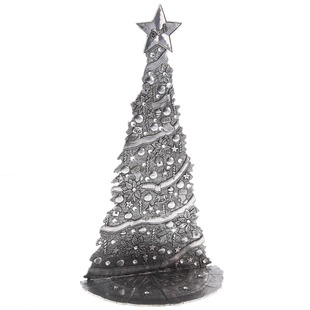 Christmas Tree Figurine | Shop Holiday Decor at Wendell August Forge