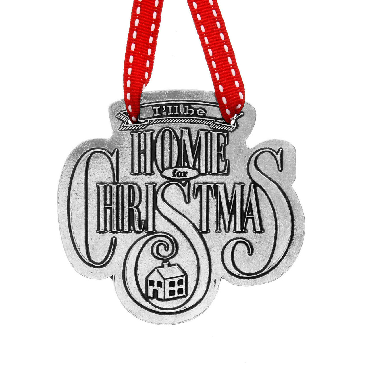 I\'ll Be Home for Christmas Ornament
