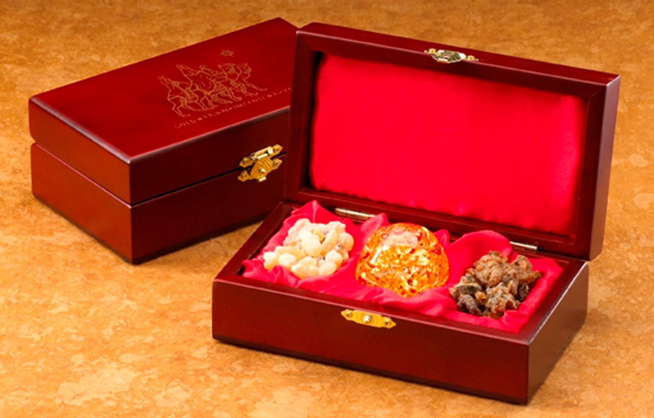 gold frankincense and myrrh gift set - Gold Frankincense And Myrrh Christmas Gifts