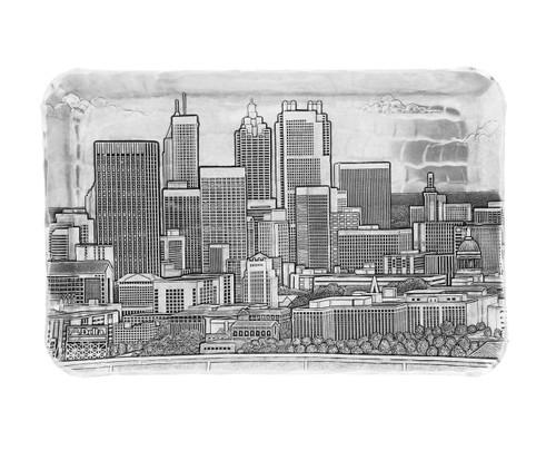 Atlanta Skyline Sandwich Tray