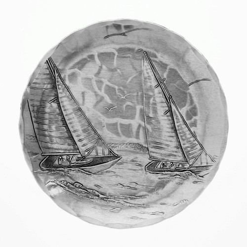 Sailboat Coaster