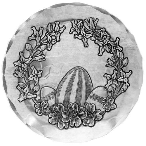 Easter Wreath Coaster
