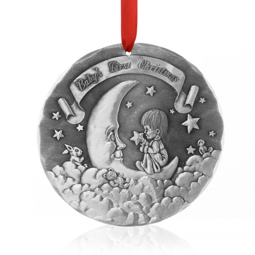 Baby's 1st Christmas Ornament