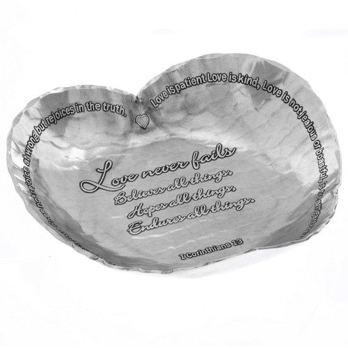 First Corinthians Decorative Bowl