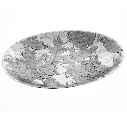 Autumn 9 Inch Oval Bowl