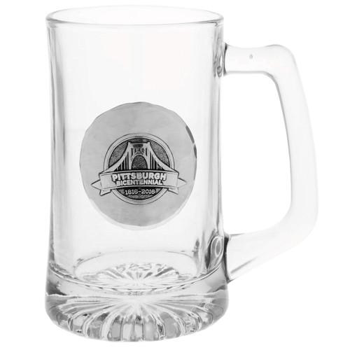 Pittsburgh Bicentennial Beer Mug
