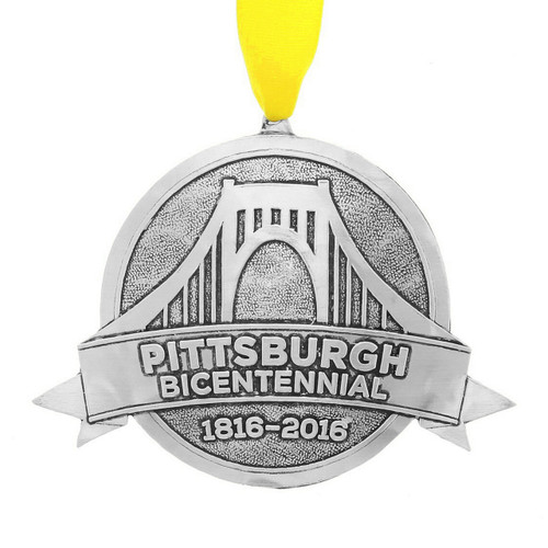 Pittsburgh Bicentennial Collector's Ornament