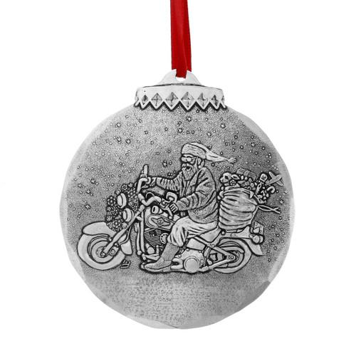 Santa's Joyride Ornament