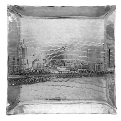 Handmade Indianapolis Wedding Gift Made in USA by Wendell August
