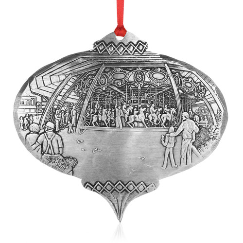 Kennywood Carousel Christmas Ornament
