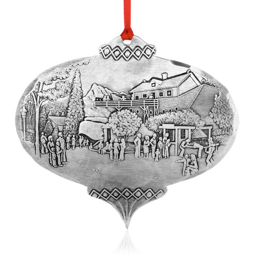 Kennywood Noahs Ark Collectible Christmas Ornament