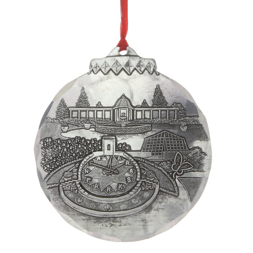 Niagra Falls Clock Souvenir Christmas Ornament