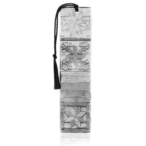 Quilt LeMoyne Bookmark