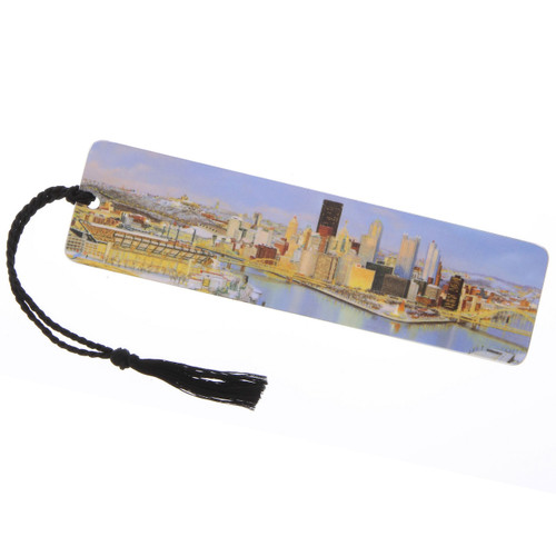 Pittsburgh's New Horizon Luminosity Bookmark