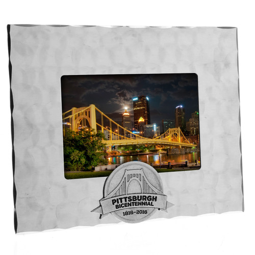 "Pittsburgh Bicentennial 3.5"" x 5"" Photo Frame"