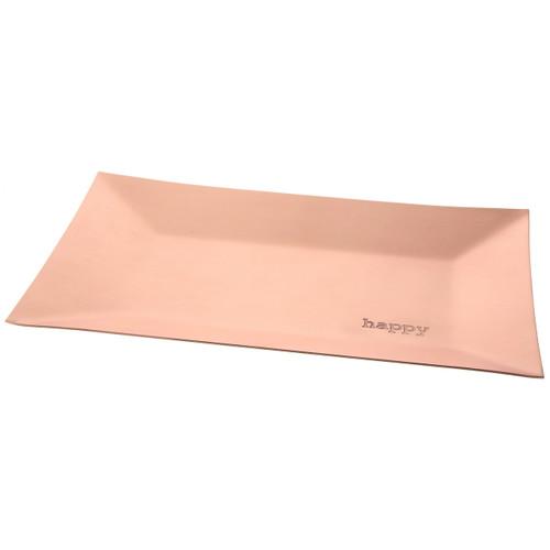 Happy Copper Small Horizon Tray