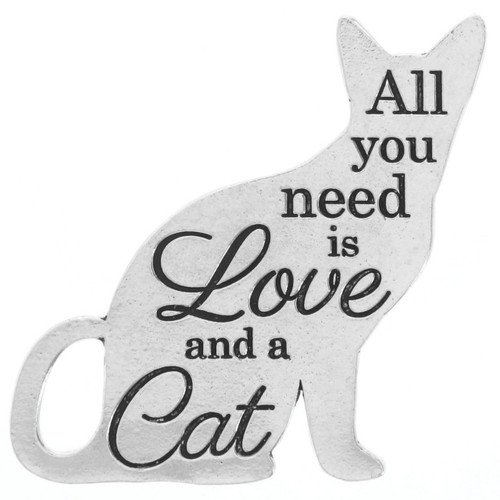 All You Need is Love and a Cat Magnet