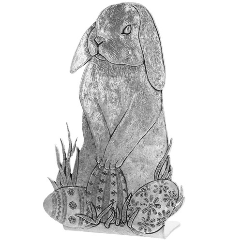 Easter Bunny Standing Figurine