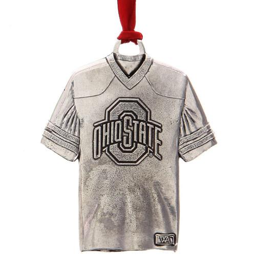Ohio State Jersey Ornament