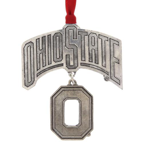 Ohio State O Dangling Ornament
