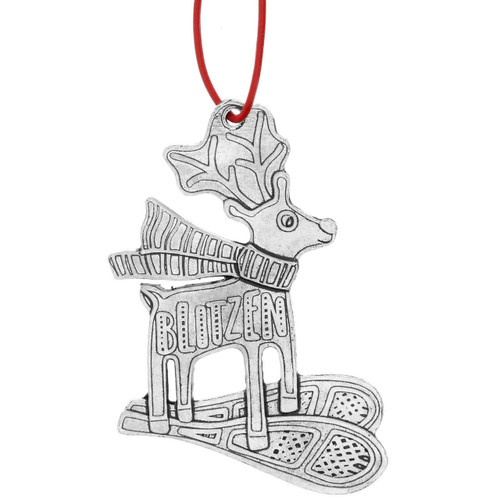 Blitzen Reindeer Games Ornament