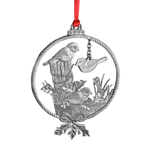 Chickadee Collectible Christmas Tree Ornament
