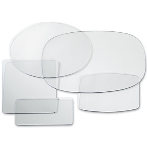 Large Oval Baroque Tray- Plastic Tray  Protector 983
