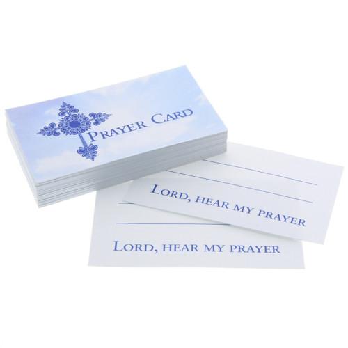 Prayer Cards Pack of 30