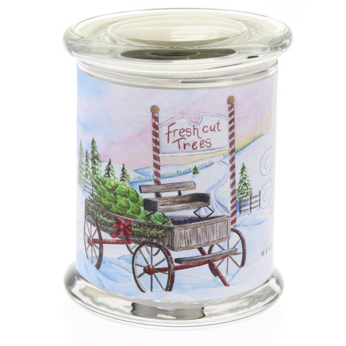 The Perfect Pine Candle