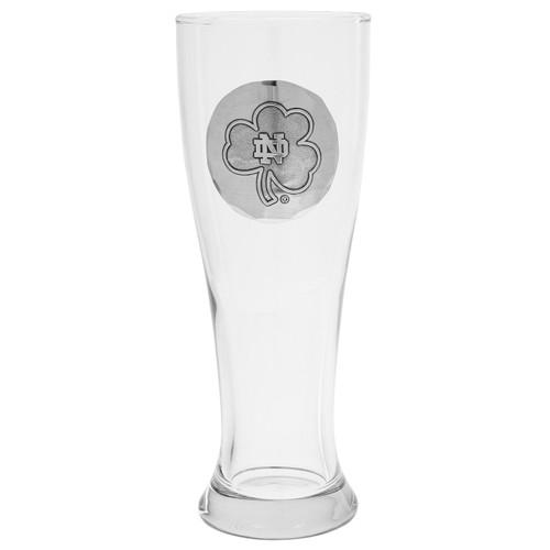 Notre Dame Pilsner Glass