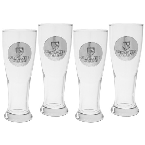 Grove City College Pilsner 4 PC Set