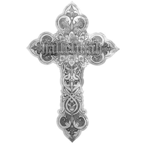 Hallelujah Messiah Wall Cross