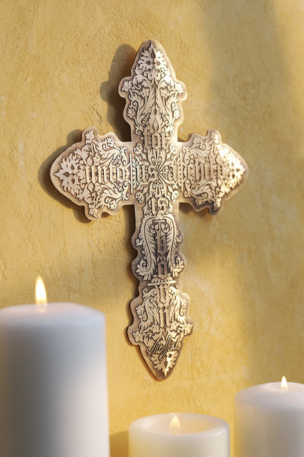 Christian Cross Gifts | Shop Wendell August Forge