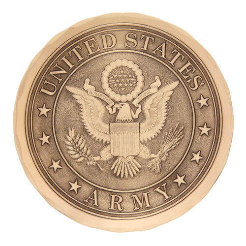 US Army Coaster (Bronze)